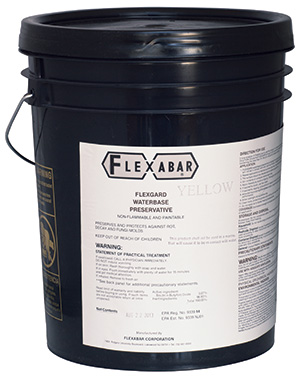 Flexabar-Waterbase-Preservative_Yellow