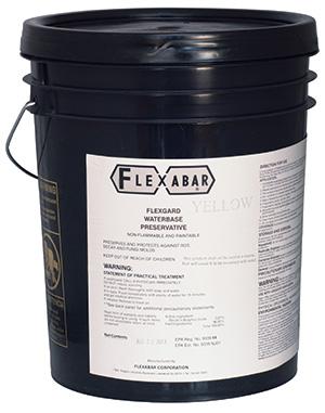 Flexabar-Waterbase-Preservative_Yellow